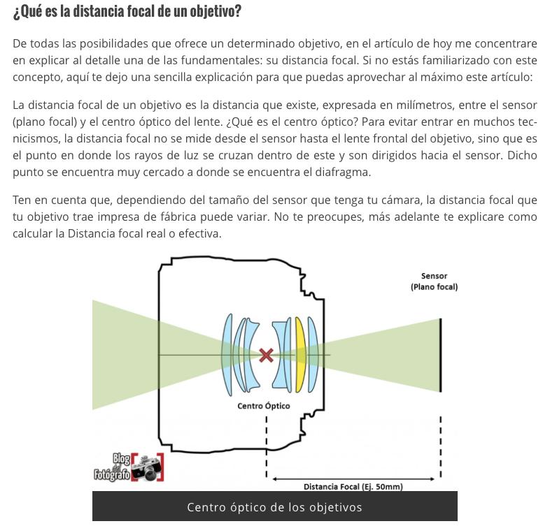 Resumen: OBJETIVOS OJO DE PEZ FOCAL FIJA - Cámaras y lentes ...